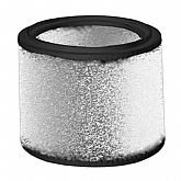 Filtro Permanente de Papel Sanfonado para Aspirador de Pó - WAP-11754000
