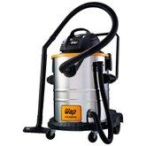 Aspirador de Pó e Água GTW Inox 50 Litros 1600W  - WAP-FW00557