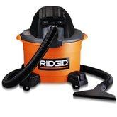 Aspirador Industrial de Pó e Líquido 22,74 Litros 2,5HP  - RIDGID-WD065