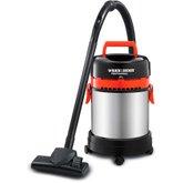 Aspirador de Água e Pó com Tanque em Inox e Filtro EPA 20 Litros 1400W  - BLACKDECKER-AP4850