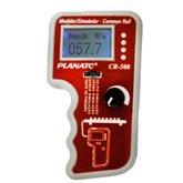 Medidor/Simulador de Pressão do Sistema Common Rail - PLANATC-CR-508/I