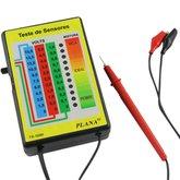 Teste de Sensores 0-15 Volts - PLANATC-TSI1000