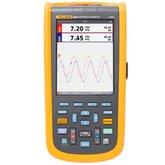 Osciloscópio Portátil ScopeMeter Industrial 123B 20Mhz com 2 Canais - FLUKE-4755710