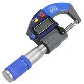 Micrômetro Externo Digital 0 a 25 mm - ZAAS-MICDIGITAL