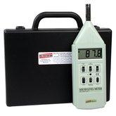 Decibelímetro - Medidor de Nível de Pressão Sonora Digital - INSTRUTHERM-DEC416