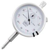 Relógio Comparador com Ótima Precisão em Aço 0,01 mm - ZAAS-RC001