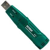 Datalogger Registrador de Dados USB de Umidade e Temperatura - 16.000 Leituras  - EXTECH-RHT10