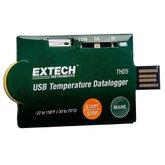 Registrador de Dados de Temperatura USB com 10 Peças - EXTECH-THD5