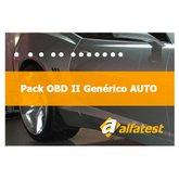 Cartão OBD II Genérico Auto para Kaptor V3 e Kaptor Intellibox2 - ALFATEST-42801215