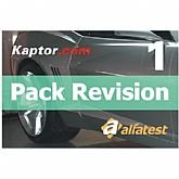 Cartão Pack Revision 01 - ALFATEST-PACKR01