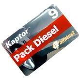 Cartão Pack Diesel 09  - ALFATEST-51501012