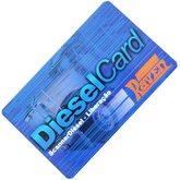 Cartão Diesel Card com 1 Liberação - RAVEN-R108700-03