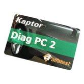 Cartão Diag PC 2 - ALFATEST-42801022