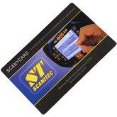 Cartão Scanycard para Liberação do PC - SCANITEC-STP3243