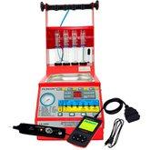 Kit Máquina de Limpeza de Bico Planatc LB30000/G3 com 24 Funções Cuba 1L + Scanner + Caneta de Polaridade - PLANATC-K258