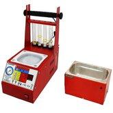 Máquina para Teste e Limpeza Ultrassônica de Injetores c/ Cuba Separada 1L - PLANATC-LB-10000/GII-1LEC