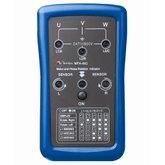Fasímetro/Sequencímetro CAT III/600V - MINIPA-mfa-862