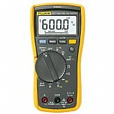 Multímetro Digital com Detector de Tensão sem Contato True-RMS - FLUKE-117