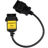 Cabo Adaptador PSA Peugeot e Citroen para Scanners PC-SCAN3000 - NAPRO-10100816