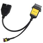 Cabo Adaptador ALDL-20 GM para Scanners PC-SCAN3000 - NAPRO-10100304