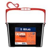 Caçamba Profimaster Preta 10 Litros para Pintura - ATLAS-610P