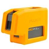 Nível a Laser Vermelho de 3 Pontos com Bolsa e Suporte de Chão e Parede  - FLUKE-3PR