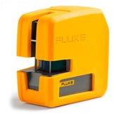 Nível a Laser Verde de 02 Linhas com Bolsa e Suporte para Parede - FLUKE-4811491
