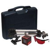 Nível Laser 2 Linhas 20m Cube Ultimate Edition com Maleta - ADA-ULTIMATE-ED