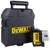 Laser Auto Nível de Ponto/ Esquadro 3 Linhas e 4 Pontos - DEWALT-DW089KBR