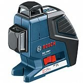 Nível a Laser 80 Metros Profissional + Tripé BS150 - BOSCH-GLL-2-80+BS150