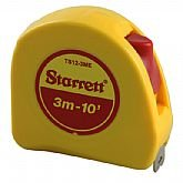 Trena de Bolso Amarela 3 Metros - STARRETT-T12-3