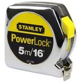 Trena Powerlock de 5 Metros - STANLEY-33-158