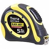 Trena Profissional 5m x 19mm   - BLACK JACK-D006