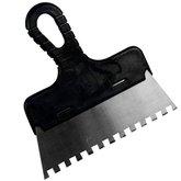 Espátula de Aço Dentada 200mm - BLACK JACK-F321