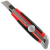 Estilete Retrátil 18mm com Ponta de Metal - MTX-789149