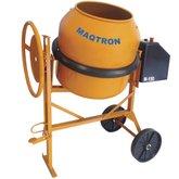 Betoneira com Motor 1/2CV Monofásico 150 Litros - MAQTRON-