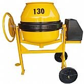 Betoneira 130 Litros 1/3CV Bivolt com Motor Monofásico - HORBACH-007286002649
