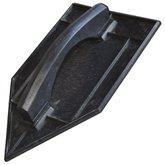 Desempenadeira em PVC com Canto Estriada 150x270mm - MOMFORT-406000