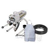 Kit Máquina Pintura Airless VONDER-6220001220 + Avental MMEIRELLES-0160 + Luva MMEIRELLES-040 + CARBOGRAFITE-012228512 - VONDER-K197