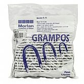 Grampo para Cercas Aroeira Polido BWG 9 x 7/8 Pol. - MORLAN-968