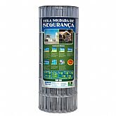Tela Soldada de Segurança 150x50mm Fio 2,3mm Altura 1,20m - MORLAN-2725
