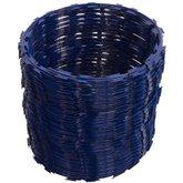 Concertina Dupla Clipada Azul 320mm BTO 26 5,5 Metros - SPETAM-1003