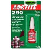 Cola Trava Roscas Pós Montagem 290 - 10g - LOCTITE-284487