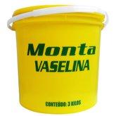 Balde 3Kg de Vaselina para Montagem de Pneus - DUCHE-VASELINA