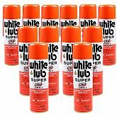 Kit Desengripante Spray White Lub Super 300ml com 12 Unidades - ORBI-k28