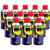 Kit Spray para Eliminar Rangidos WD-40 de 300ml com 12 Unidades - WD-40-12SPRAYER