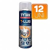 Kit Lubrificante Spray T-Lub 300ml com 12 Unidades - TYTAN-K74