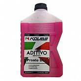 Aditivo para Radiador Sintético Pronto Uso Rosa 1 Litro - KOUBE-13001