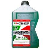 Aditivo para Radiador Sintético Pronto Uso Verde 1 Litro - KOUBE-13004