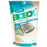 Limpador de Para-brisa Concentrado 100ml - BIOBOX-